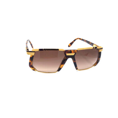 Cazal Mod. 001 Col. 002 24kt Gold Plated limited edition