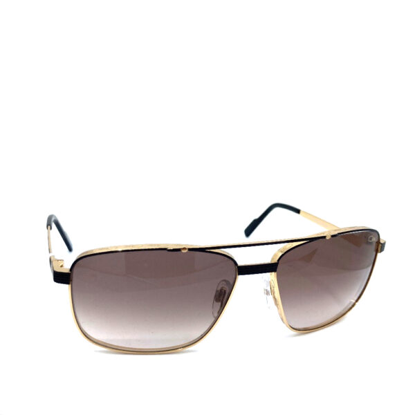 Cazal Mod. 9101 Col. 001 gold plated